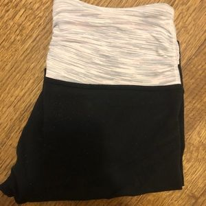 Crop Lululemon leggings